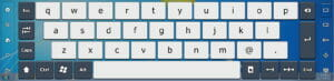 Clavier virtuel Touch-It de Chessware