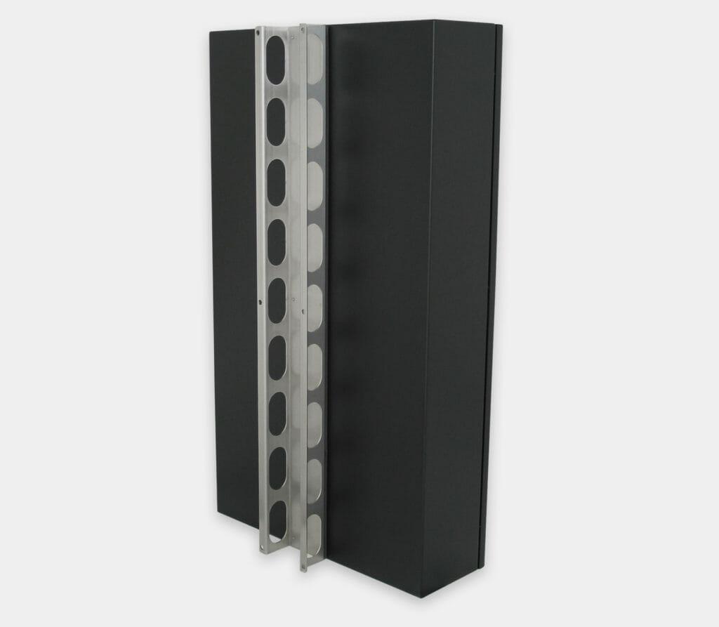 Support de montage mural pour enceintes industrielles pour PC à usage commercial/industriel